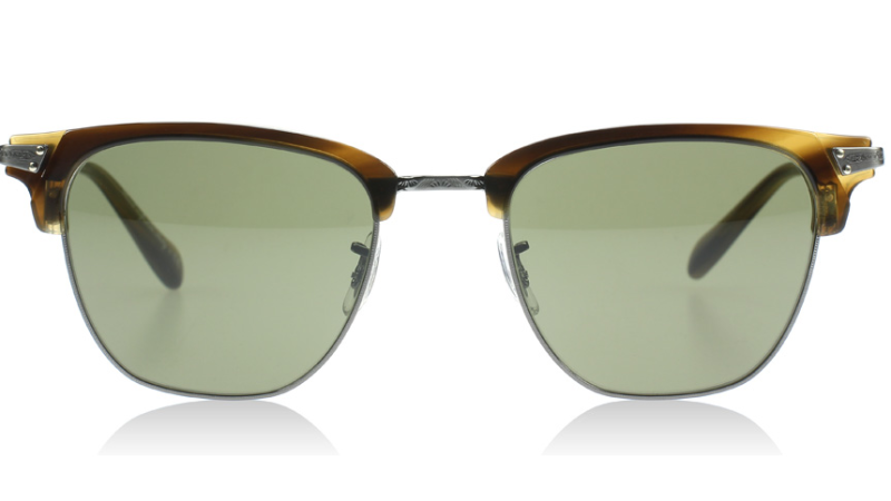 Oliver Peoples Banks Matt Brown